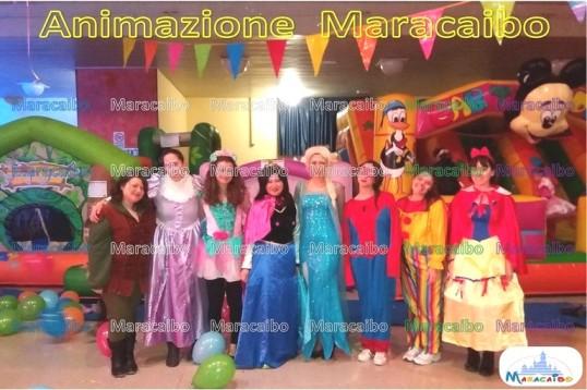 Animazione per bambini Maracaibo Marche Umbria Emilia Romagna Abruzzo Toscana Veneto Lombardia Lazio