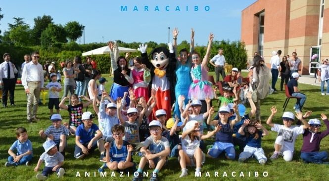 Agenzia di Animazione Bambini e Adulti Maracaibo Eventi e Feste Organizzazione Marche Roma Umbria Ancona Macerata Marche Romagna Pesaro Riccione Perugia Foligno Lombardia