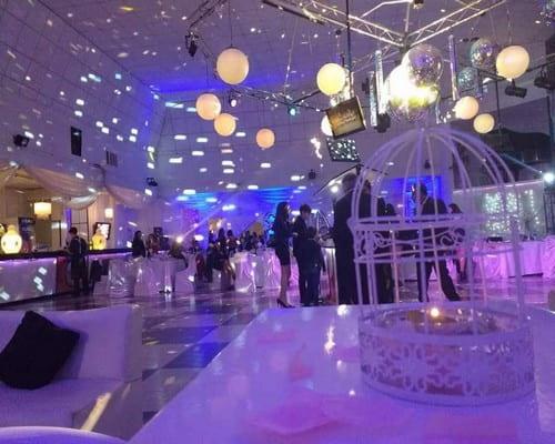 Cene aziendali organizzazione cene di gala natalizie feste party planner agenzia