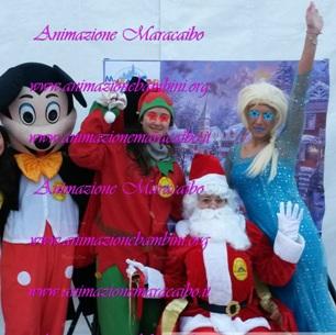 Feste proloco eventi agenzia animazione per bambini e affitto gonfiabili Ancona Macerata Pesaro Ascoli Natale Marche Umbria Emilia Romagna Abruzzo