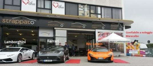 Inaugurazione aziendale organizzazione eventi aziende feste e noleggio gonfiabili e attrezzature Marche Umbria Romagna Abruzzo