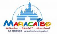 Logo Maracaibo animazione allestimento gonfiabili bambini 4