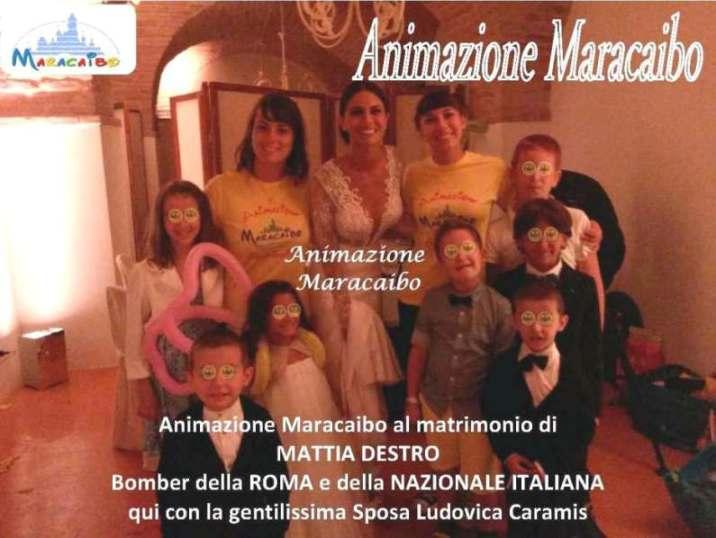 Animazione Matrimonio bambini agenzia Marche Umbria Ancona Macerata Pesaro Ascoli Piceno Fermo Perugia Foligno