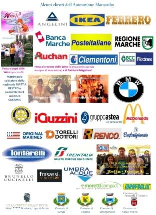 Animazione per bambini referenziata per eventi e feste Italia Marche Umbria Emilia Romagna Abruzzo Toscana Veneto Lombardia Lazio