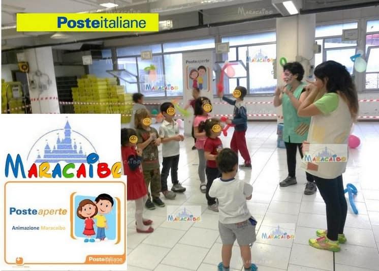 poste italiane e animazione Marche Romagna